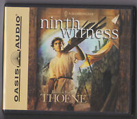 NINTH WITNESS (A.D. CHRONICLES) BODIE & BROCK THOENE..UNABRIDGED 5CD's