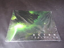 The Art of Alien Isolation Artbook Brand New Sealed Book
