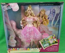 Barbie Doll Barbie in the Nutcracker The Sugarplum Princess gift set