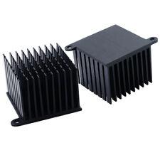 5x Aluminium Dissipateur de Chaleur Refroidissement 9 x 9 x 5 mm Radiateur Heat Sink 9x9x5mm