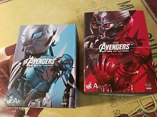 Avengers Age of Ultron: ULTRON PRIME & SENITRY PRIME - STORED IN A GLASS CABNET!