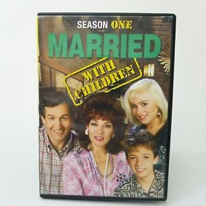 Married...With Children - The Complete First Season (DVD, 2014)