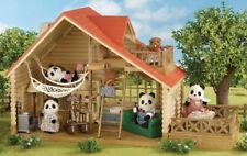 Sylvanian Families Log Cabin Casa De Muñecas 4370