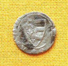 Medieval Silver Coin - Karol Robert Denar 1307-1342, Unger: 386. R!