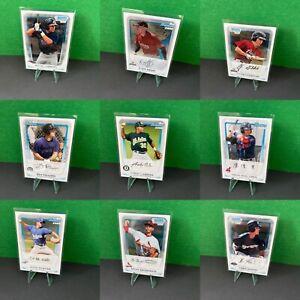 2011 Bowman - 1st Bowman Card Lot - 18 Card Bundle - Rookie Card Bundle MLB