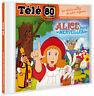 """CD NEUF """"TELE 80 : ALICE AU PAYS DES MERVEILLES"""""""