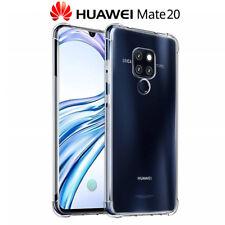 Funda Gel TPU Transparente Antigolpes para Huawei Mate 20