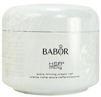 Babor Hsr Lifting Cream Rich 200ml Prof Brand New