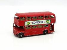 Lesney 1/80 - London Bus Routemaster N°5 BP Visco Static