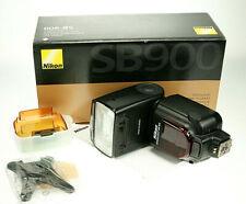 Nikon Speedlight SB 900 OVP mit kompletten Zubehör #2068457