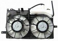 2004-2007 Toyota Prius New Radiator/AC Condenser Cooling Fan/Shroud/Motor