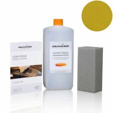 COLOURLOCK® Leder Fresh Tönung 1000 ml BMW lemon Nappa