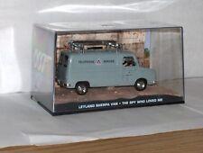 007 JAMES BOND Leyland Sherpa Van 1:43 BOXED CAR MODEL The Spy who loved me