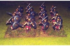 15mm Fantasy Hellian Swordsmen with Shields (16 figures)