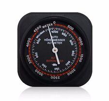 Richter 10310501 Auto Car Dash Mounts Compact Circular Altimeter Barometer Gauge