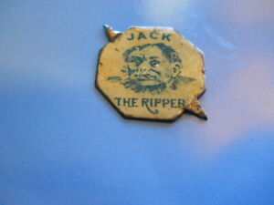 JACK THE RIPPER VERY SCARCE 98% WHOLE