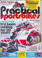 PRACTICAL SPORTSBIKES N.48-70,80,90's Bikes(NEW)*Post included to UK/Europe/USA