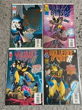 Wolverine/Gambit-Victims1 -4 Mini Series