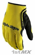 Troy Lee Designs TLD Guantes de Carreras Motocross MX XC Amarillo adultos XXLarge