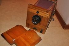 Soviet Russian Camera fkd 13x18+two cassettes large format..№ 4712