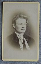 Foto Biedermeier Mobile Foto Herr con Foulard,Munich 1870s Anni Foto