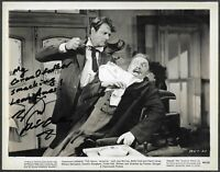 Actor Wyatt McCrea In-Person HAND SIGNED Original 1944 Joel McCrea Photo