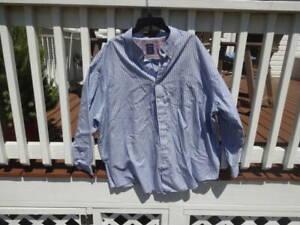 Brooks Bothers vertical striped shirt size 3xl