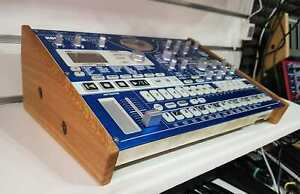 Korg Electribe ESX-1 EMX-1 Solid Oak Stand from Synths And Wood