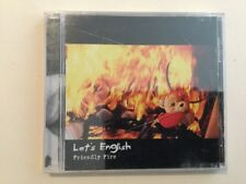Let`s English-Friendly Fire  (US IMPORT)  CD Album NEW Sealed, Free UK Post