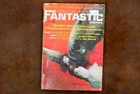 Vintage 1970 April  FANTASTIC STORIES  Digest Magazine v.19 #4   Fritz Leiber