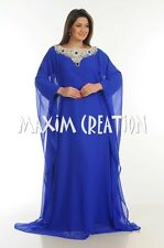 MODERN SEQUINS DUBAI CAFTAN LIGHT DRESS DAILY WEAR FOR WOMEN CLOTHING EDH 5266