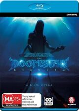 Metalocalypse: The Doomstar Requiem - W/ Bonus CD Sound NEW B Region Blu Ray