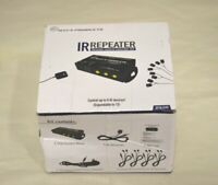 BAFX Products IR Repeater Remote Control Extender Kit (Expandable to 12!)