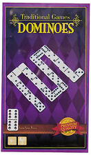 Dominoes Plastic Board & Traditional Games