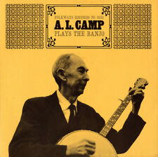 Archibald L. Camp - Plays the Banjo [New CD]
