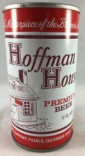 Hoffman House Premium Beer 12 Ounce Tab Top Beer Can - Bottom Opened