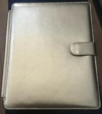 IN BOX GENUINE GOLD LEATHER iPAD CASE FROM SPI