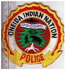 First Nation Tribe Police Department Canada Oneida Indian Reservation PD ON r