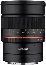 Samyang MF 85mm F1,4 RF Canon EOS