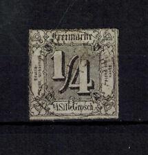 Briefmarken Thurn und Taxis Altdeutschland 35 gestempelt Kurzbefund Sem BPP
