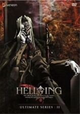 Hellsing Ultimate, Vol. 3 and 4 - NEW DVD