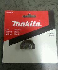 Original 792292-2 Die Makita Genuine Part for JN3200 nibbler