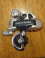 DERAILLEUR ARRIERE SHIMANO 105 RD-1050 6spd  REAR Derailleur raleigh