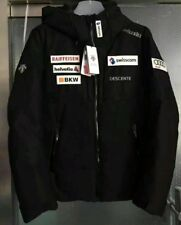 DESCENTE SKI TEAM REPLICA SWISS DOWN JACKET XL