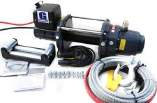 Goodwinch TDS 16.5 commercial winch 12v Beaver tail Recovery truck