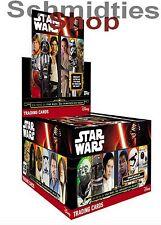 Topps Star Wars - The Force Awakens Booster - 50 x 10er-Booster (NEU 2015)