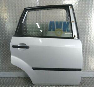 Tür hinten rechts Kompletttür polarsilber 62 Ford Fiesta V JD3