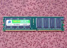 Corsair Value Select 512MB DDR-400 PC3200 VS512MB400 2.5-3-3-8