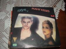 "KRISMA "" MANY KISSES - RIEN NE VA PLUS "" ITALY'80"