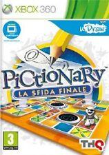 Pictionary - La Sfida Finale XBOX360 USATO ITA